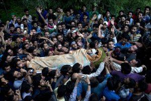 Kashmir Top Rebel Killed