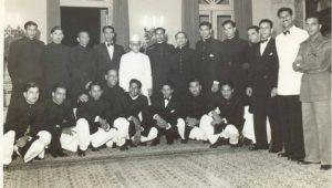 لکھنو میں پاکستانی ٹیم کے لیے گورنر کی طرف سے استقبالیہ