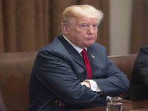 امریکی صدر ڈونلڈ ٹرمپ