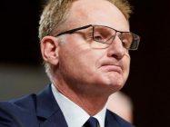 امریکی بحریہ کے قائمقام سیکرٹری تھامس موڈلی نے استعفیٰ دیدیا