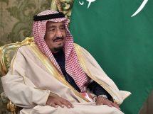 سعودی فرمانروا شاہ سلمان بن عبدالعزیز