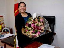 لبنان میں تعینات فلپائن کی سفیر کورونا سے ہلاک سے ہو گئیں،