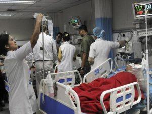 بھارت میں ڈاکٹرز
