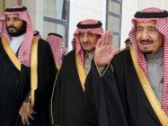 شاہ سلمان اور محمد بن سلمان