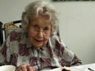 99 سالہ خاتون نے کورونا کو شکست دے دی، اگلے سال جولائی میں اپنی 100 ویں سالگرہ منائیں گی